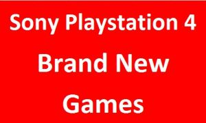 Brand New Games