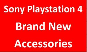 Brand New Accessories
