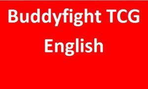 Buddyfight TCG (English)