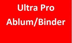Ultra Pro Ablum/Binder