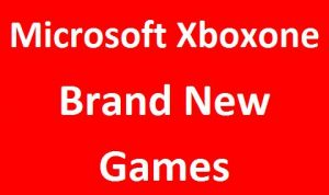 Brand New Games