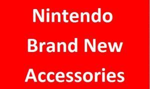 Switch Brand New Accessories