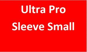 Ultra Pro Sleeve (Small)