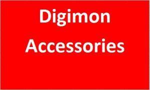 Digimon Accessories